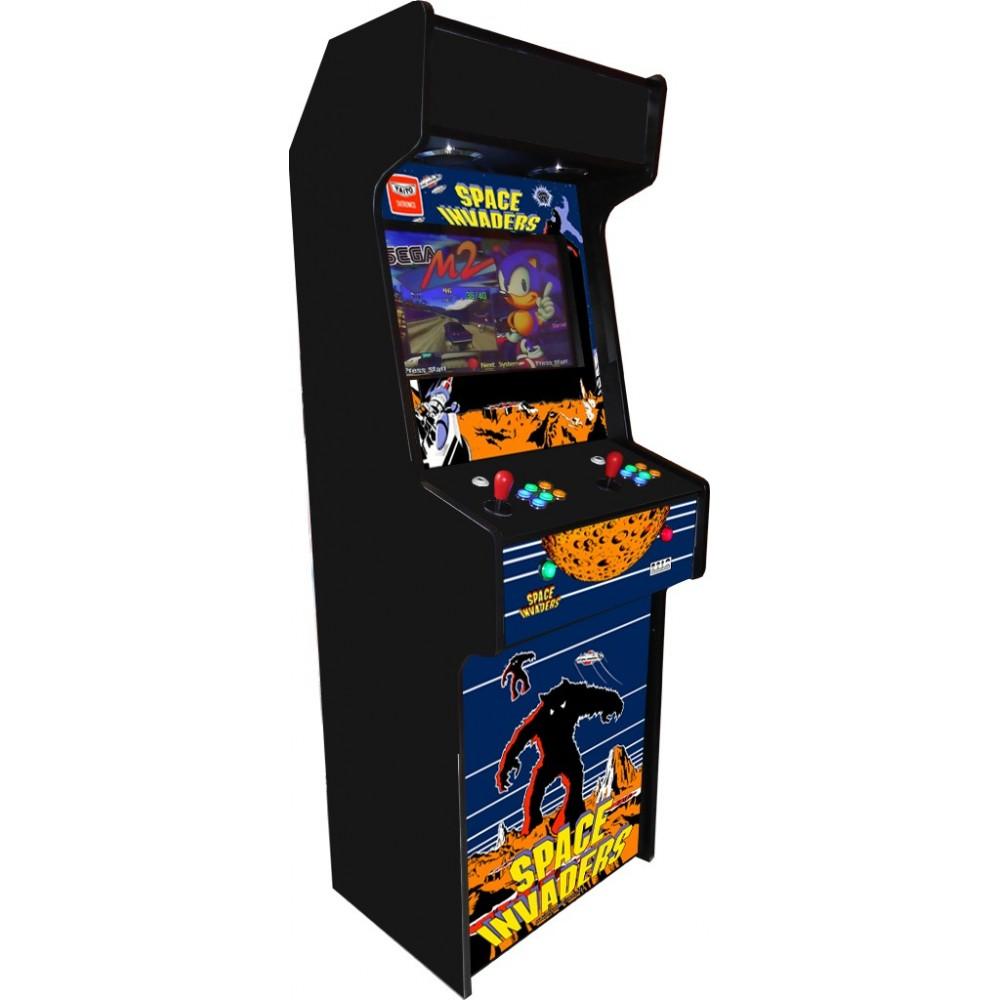 VINILO AMPLIACIÓN (space invaders)