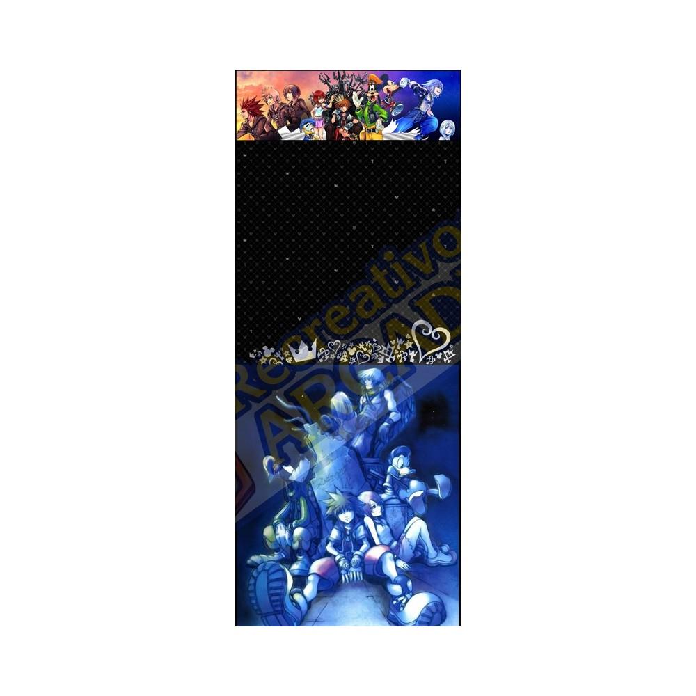 VINILO AMPLIACIÓN (Kingdom Hearts)
